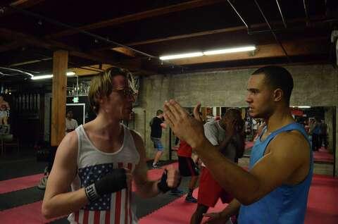 Former UW boxer Richard Vansiclen 'defines success' as he preps for