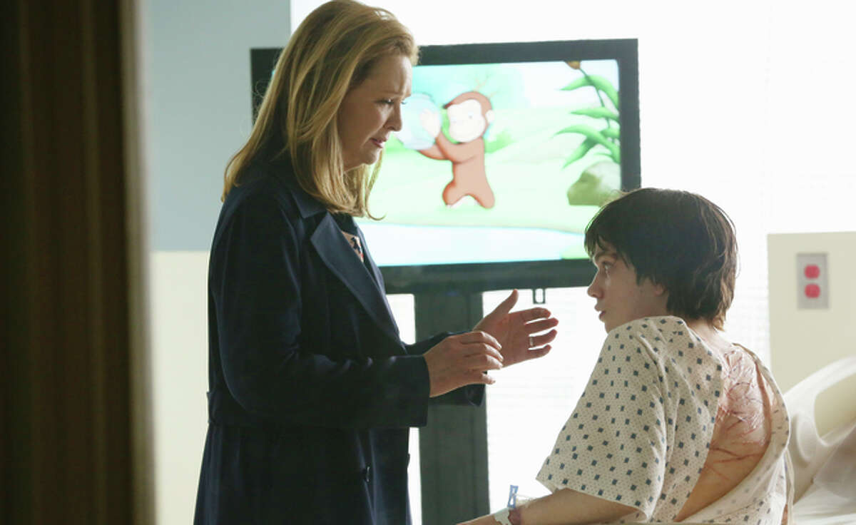 Joan Allen plays the mother of a boy (Liam James) who was abducted and presumed killed, but turns up 10 years later.