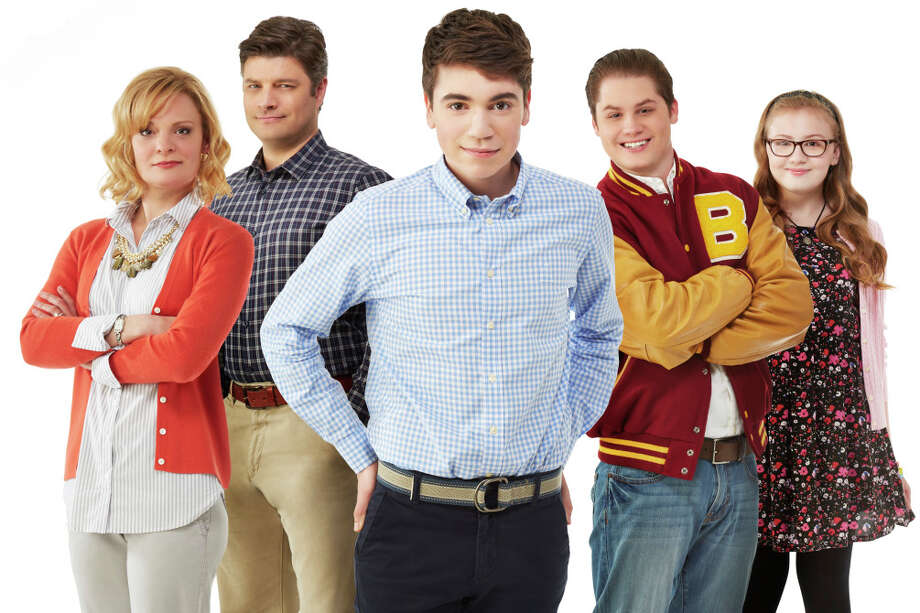 The Real O'Neals, a new ABC family sitcom debuts Wednesday, March 2nd. Photo: Kevin Foley, ABC