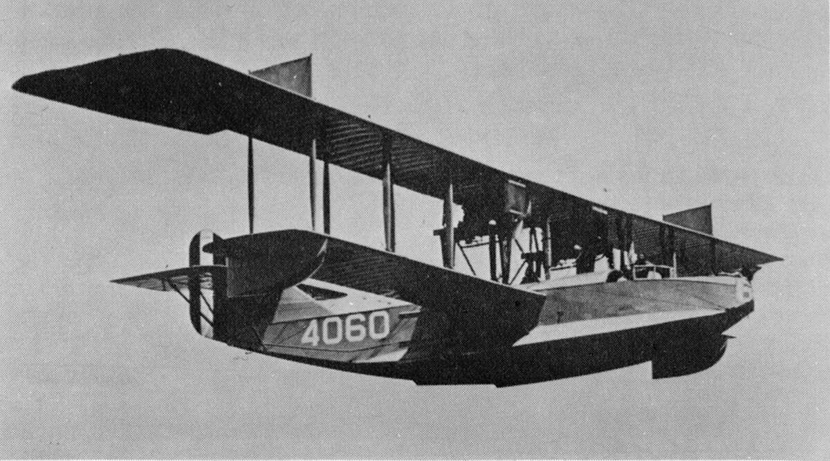 Curtiss Model H Years active: 1917 - 1918