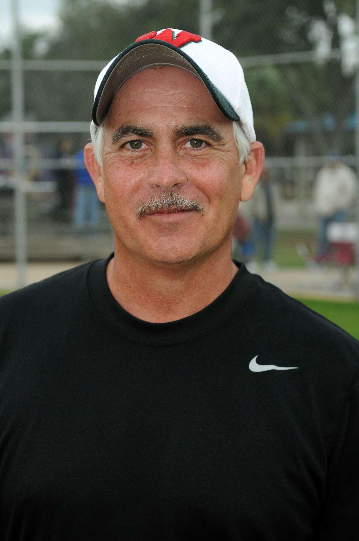 TWHS Head Softball Coach Richard Jorgensen