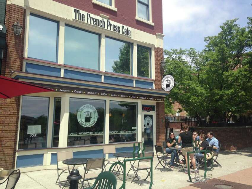 The previous home of The French Press at 5 Clinton Square in Albany will be occupied by The Paper Dragon.
