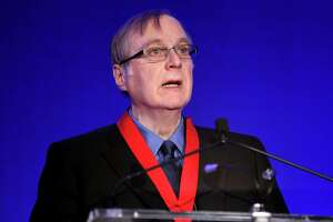 40. Paul Allen Net worth: $17.5 billion Home: Mercer Island, Washington Allen made his billions chiefly because he co-founded Microsoft with Bill Gates but he's best known today for his ownership of the Seattle Seahawks, if not for Vulcan Real Estate or the Allen Institute.