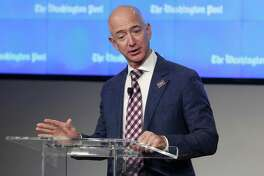 5. Jeff Bezos Net worth: $42.5 billion Home: Seattle, Washington Bezos is a little less rich than last year, but the founder of Amazon, Blue Origin rocket company and owner of the Washington Post is still utterly and completely rich.