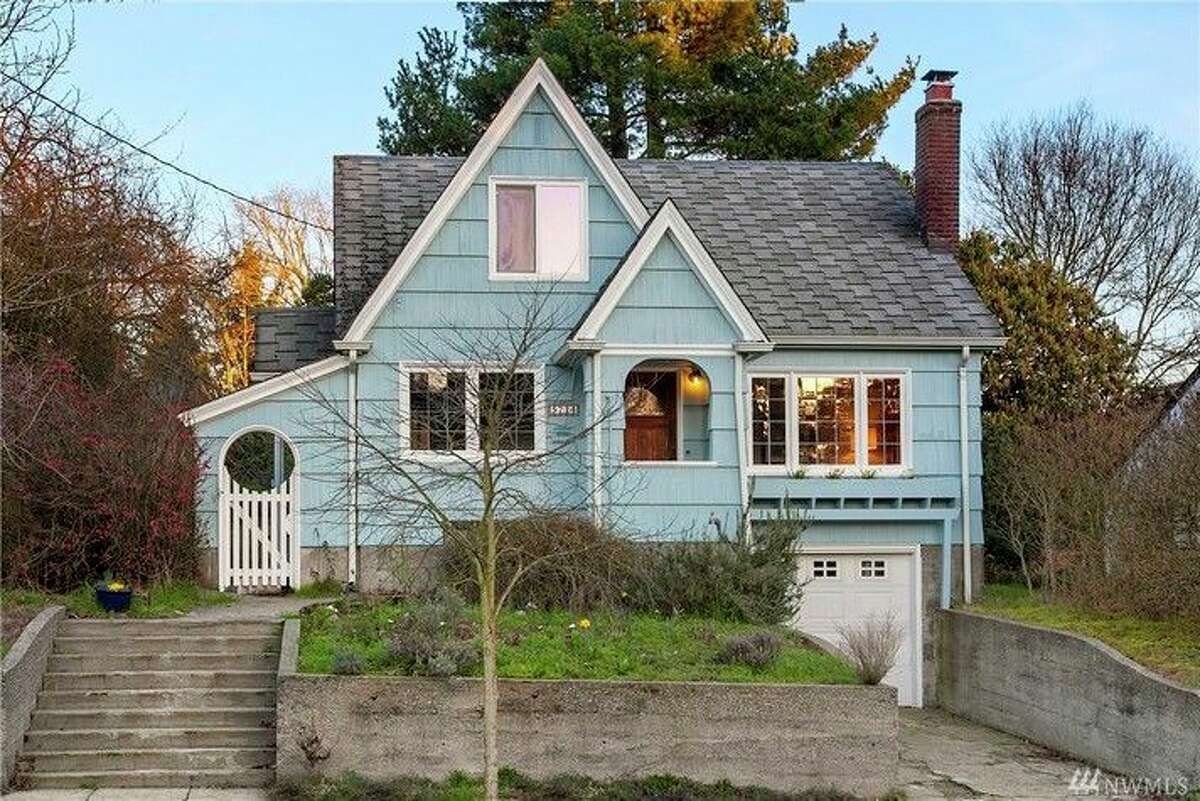 The first home, 4530 Stanford Ave. N.E., is listed for $659,000. The four bedroom, one bathroom home includes a large basement and a spacious upstairs loft. You can see the full listing here.