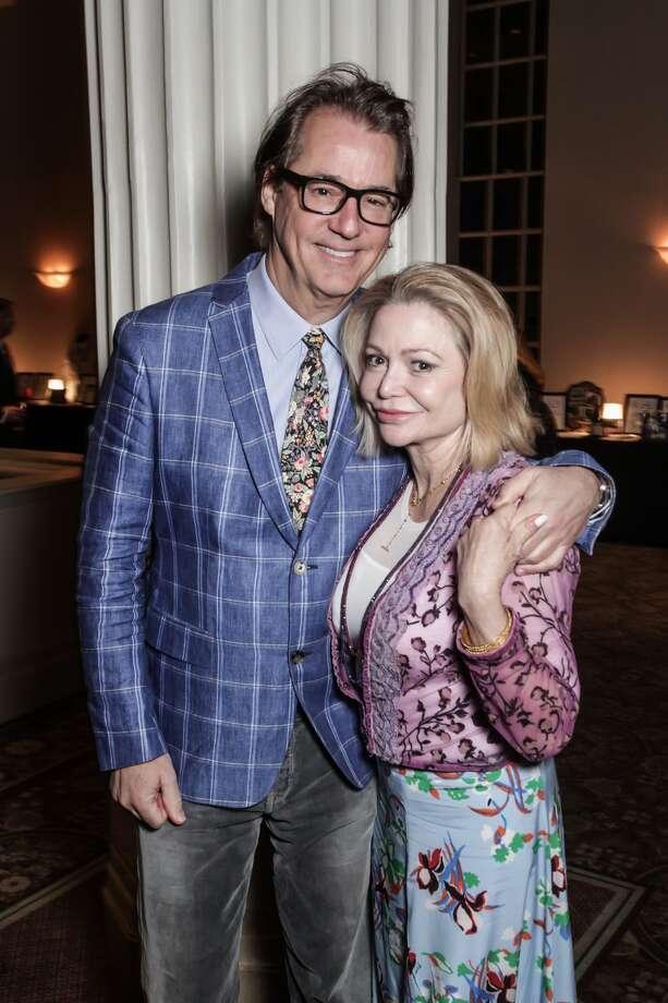 Robert and Mimi Del Grande; Photo by Kim Coffman
