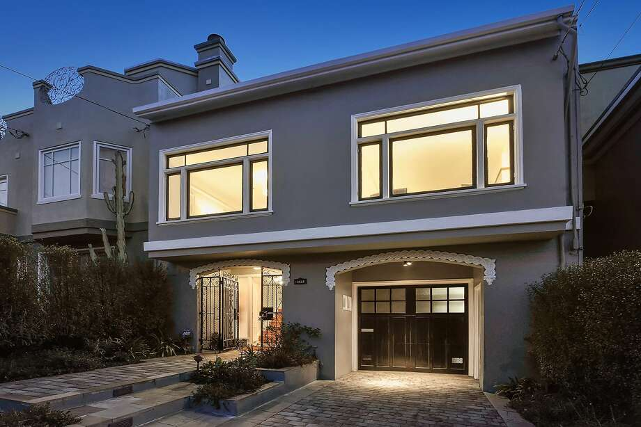 1423 16th Ave. in the Inner Sunset is a three-bedroom home available for $1.495 million.