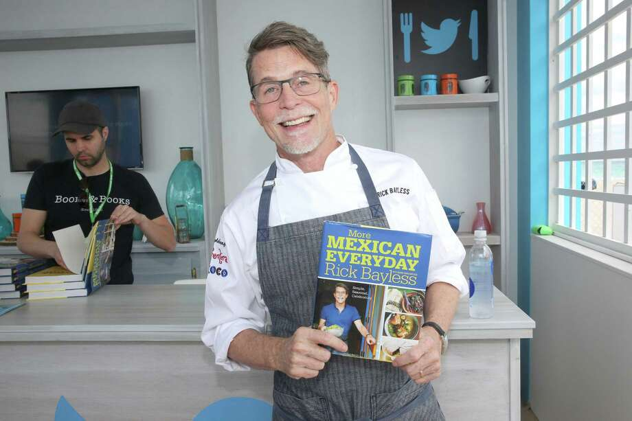 Chef Rick Bayless  Photo: Aaron Davidson, Getty Images For SOBEWFFAE / 2016 Getty Images