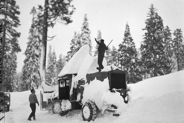 Snowbound In The Sierra 3 Days Of Hell On A Train In 1952 Sfchronicle Com
