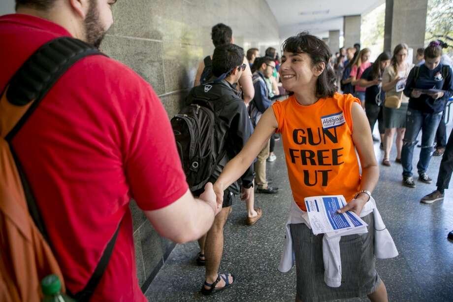 State Rep. Gina Hinojosa,D-Austin Photo: ILANA PANICH-LINSMAN, New York Times