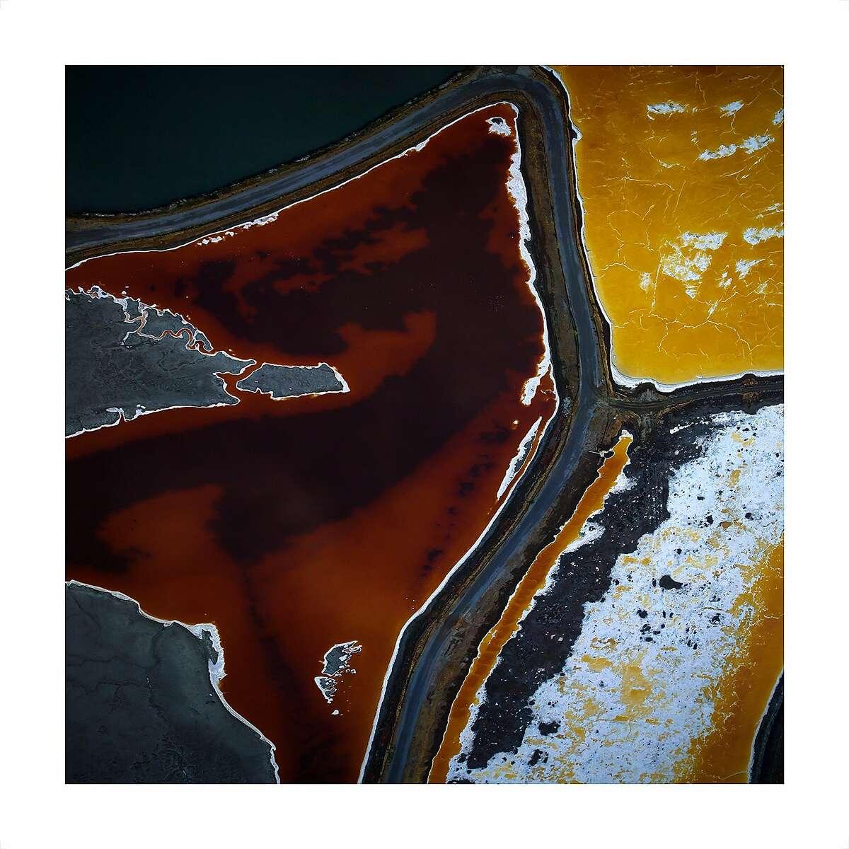 "Thomas Heinser's ""Bay Salt"" is at Gallery 16 through March 18."