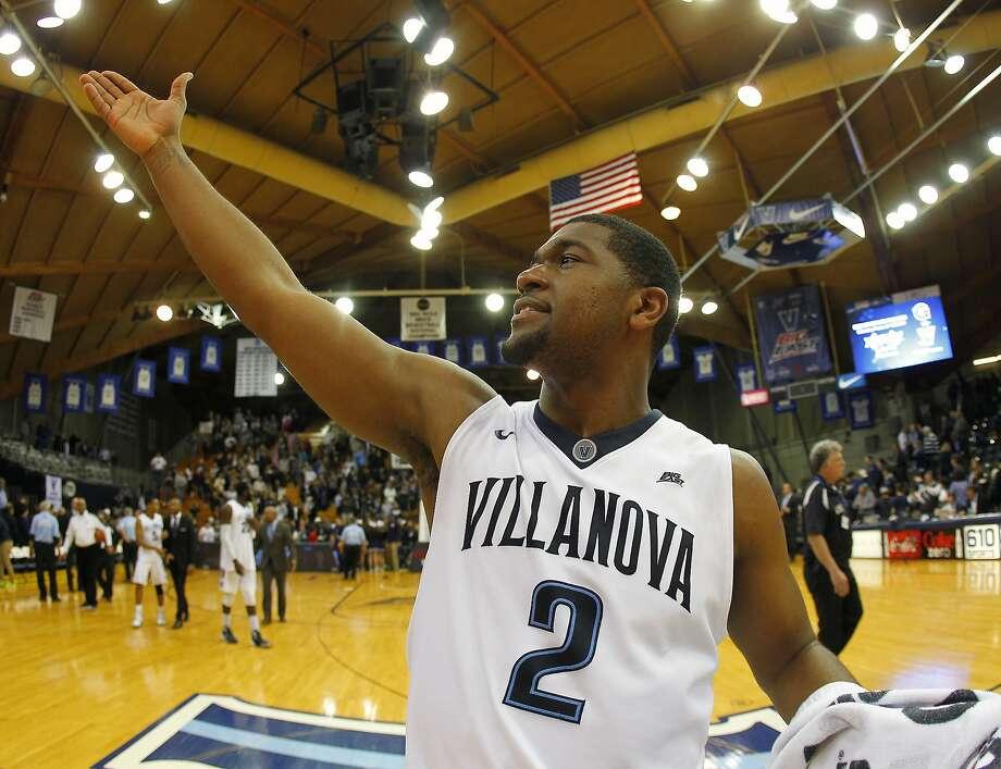 Kris Jenkins scored 31 points in Villanova's win over DePaul. Photo: Rich Schultz, Getty Images