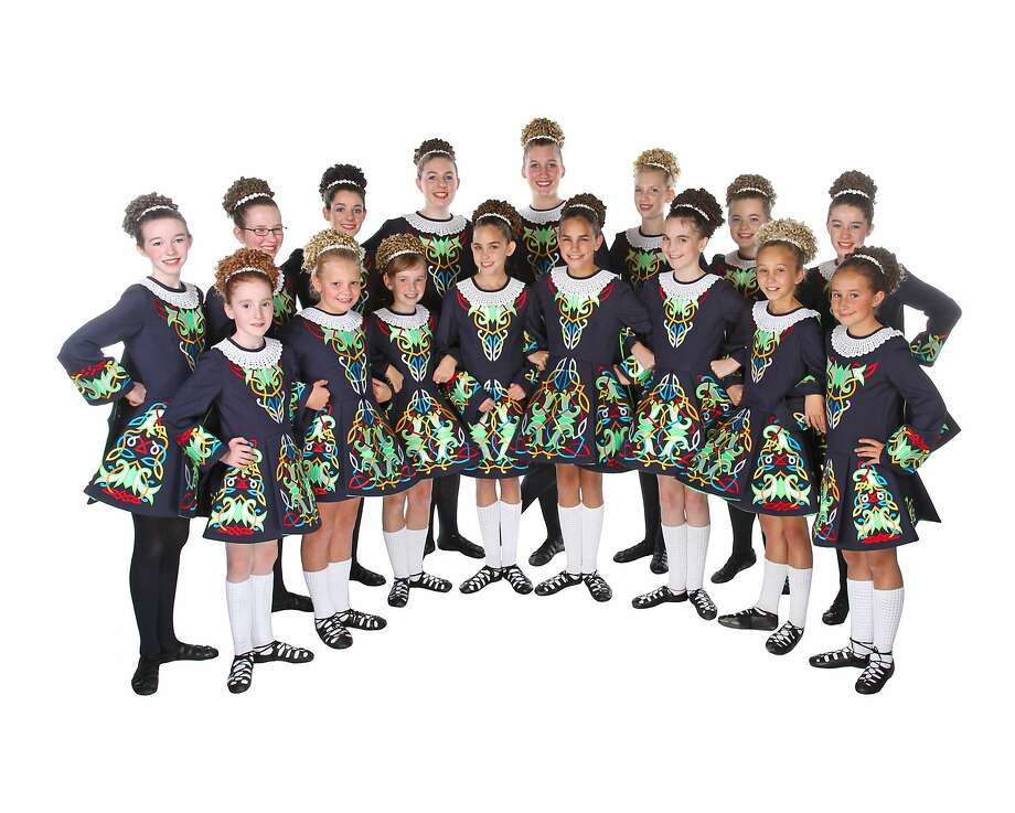 The Children Hour of Music and Dance at the Irish-American Crossroads Festival features the Brosnan School of Irish Dance on Saturday, March 5. Photo: Courtesy Irish-American Crossroa
