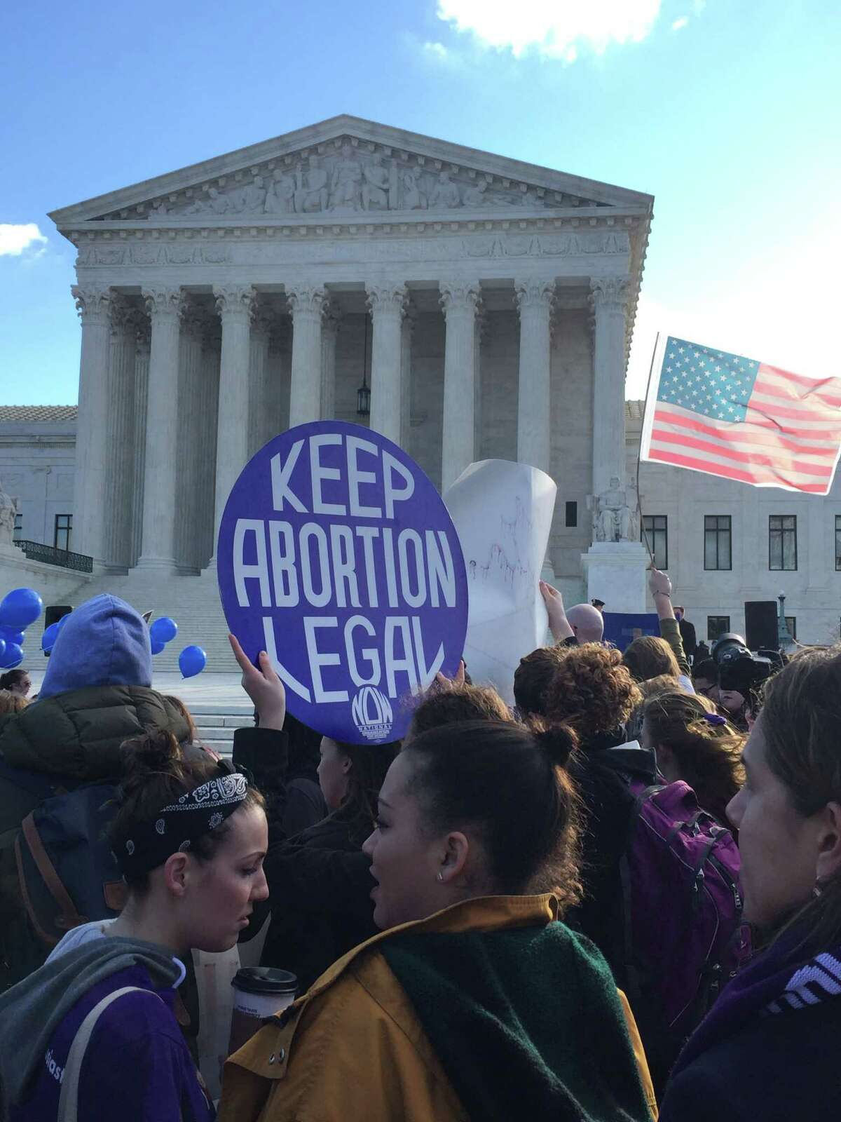 Roe v. Wade In a case originating in Texas, The U.S. Supreme Court decided in Roe v. Wade that women had a constitutional right to privacy about medical choices, clearing the way for the legalization of abortion in the states.