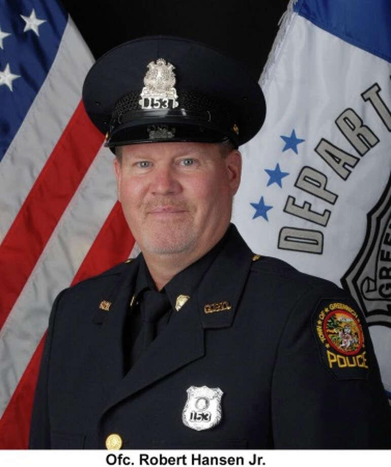 Officer Robert Hansen Jr. Photo: / GPD