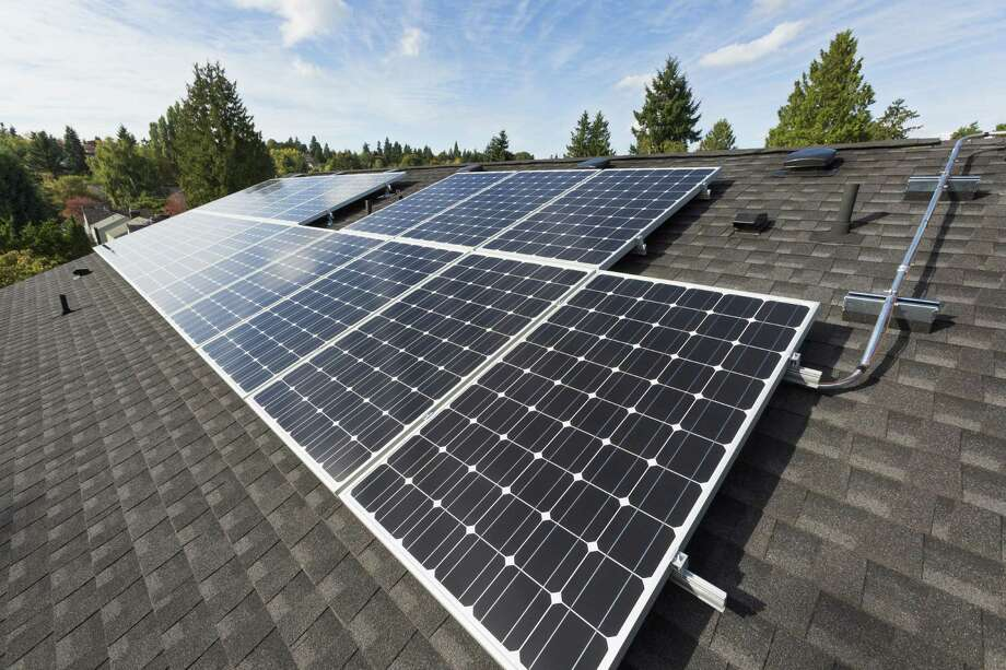 Luke Metzger, executive director of Environment Texas, noted that the ranking just measures solar power used by homes or businesses within the city and does not include some of the larger solar farms outside city limits. Photo: Space Images, Getty Images / Blend Images