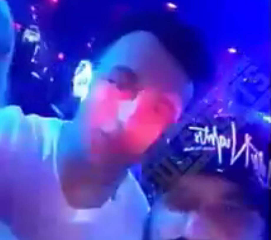 Johnny Manziel spotted \'making it rain\' in new video - Houston Chronicle