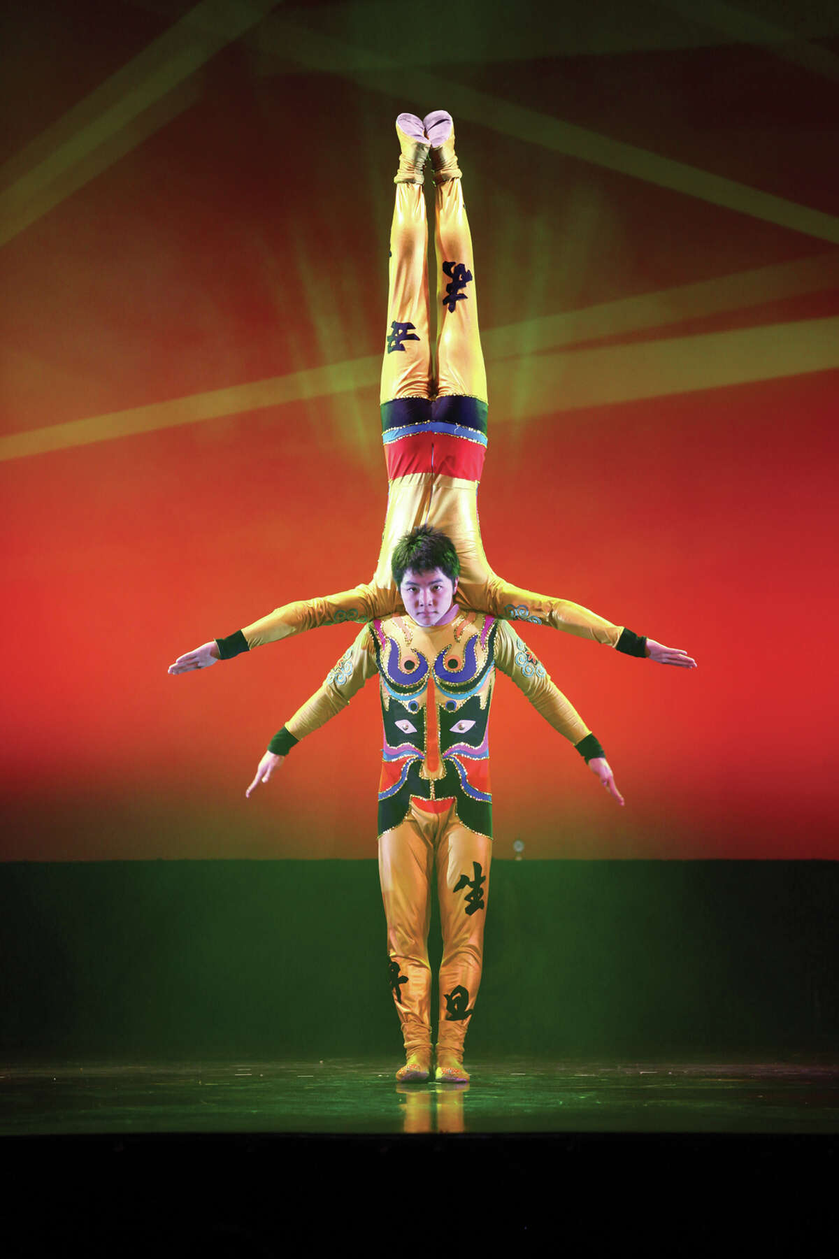 The New Shanghai Circus will perform at Ridgefield Playhouse on Sunday, March 6.