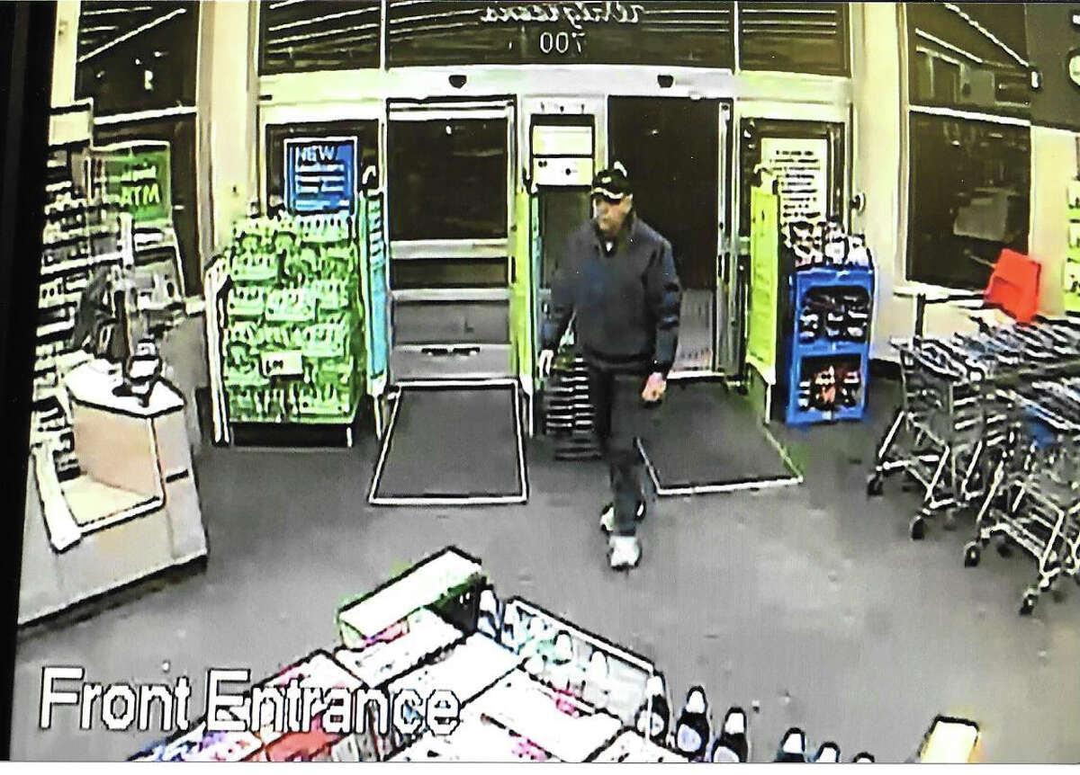 Police are asking the public to help identify this man, a possible witness to the crash that killed 17 year-old Shelton High senior Edmund Conklin on Sunday morning. The man came into the Walgreen's, at 700 Bridgeport Avenue, to report the crash.