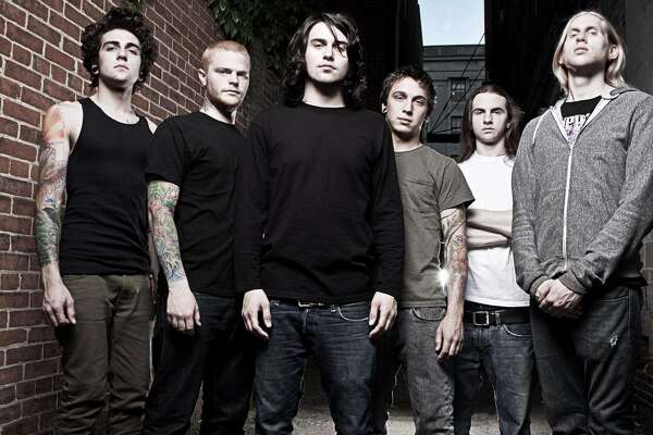 Deathcore band Born of Osiris, from the Chicago suburb of Palatine, Illinois