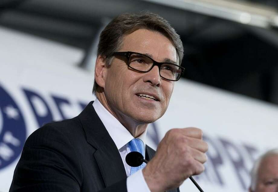 Former Gov. Rick Perry received compensation packages valued at more than $365,000 total in 2015 for serving on two corporate boards.
