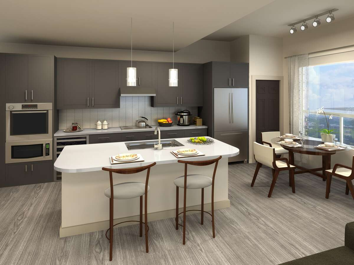 Elan Heights near White Oak has begun pre-leasing. (Greystar)