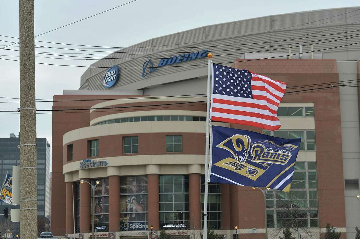 NFL: Edward Jones Dome, St. Louis The former home of the Rams was originally the