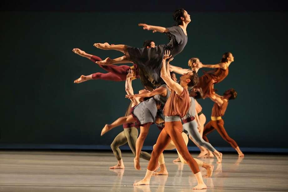 """""""L'Allegro, il Penseroso ed il Moderato"""" at Cal Performances. Photo: Elaine Mayson"""