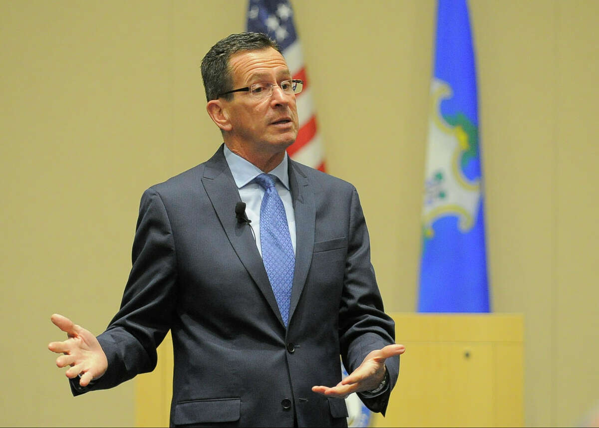 Gov. Dannel P. Malloy asked legislative leaders on Wednesday to reject a pending union contract for 1,870 non-teaching professionals at UConn.
