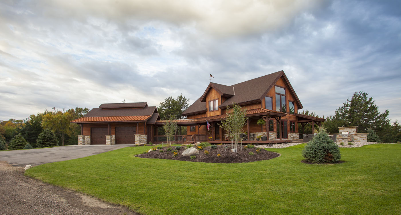 This Family Owned Company Designs Beautiful Barn Homes