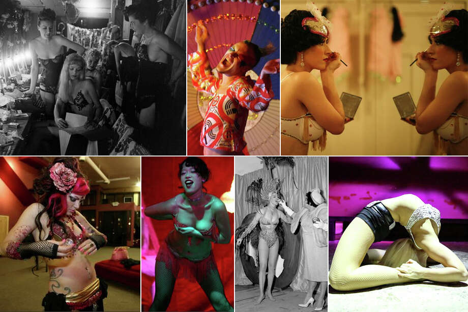 Seattle might not be the flashiest place, but we know our dirty dancing. Click through for a look at burlesque in Seattle over the years.