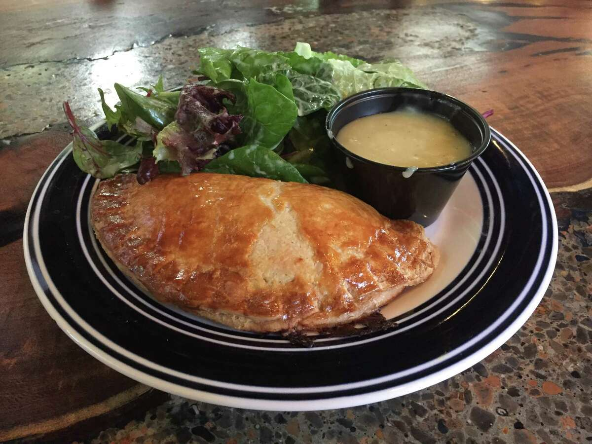 5 Points Local , 1017 N. Flores St.Part restaurant, part yoga studio, this Five Points neighborhood joint aim to offer healthy breakfast and lunch options, such as the Chicken pot pie empanada with salad, while supporting the work of local artisans.