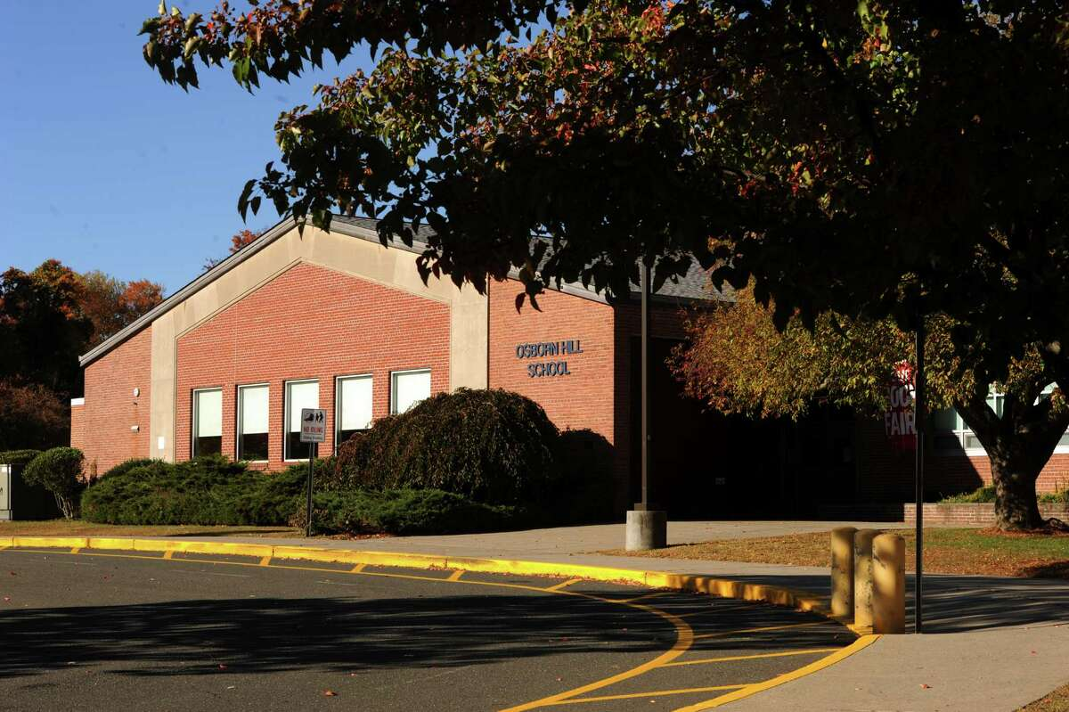 Osborn Hill School at Stillson Rd, Fairfield, Conn.