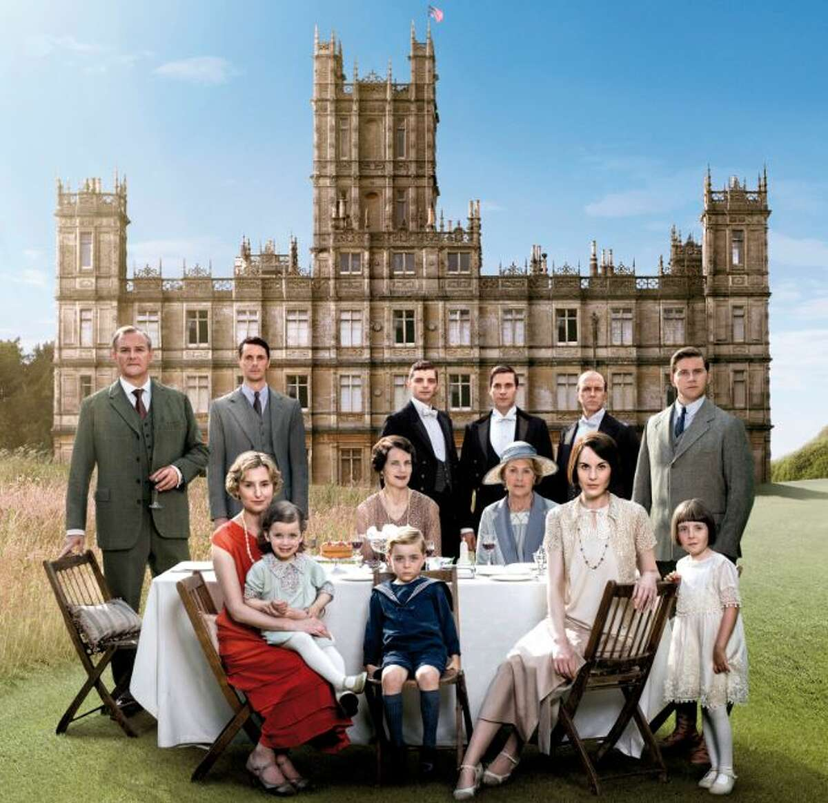 Downton Abbey's finale airs Sunday, March 6.