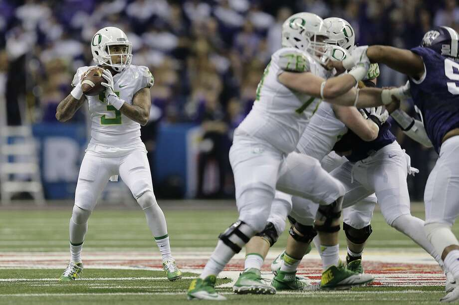 Vernon Adams. Photo: Eric Gay, Associated Press