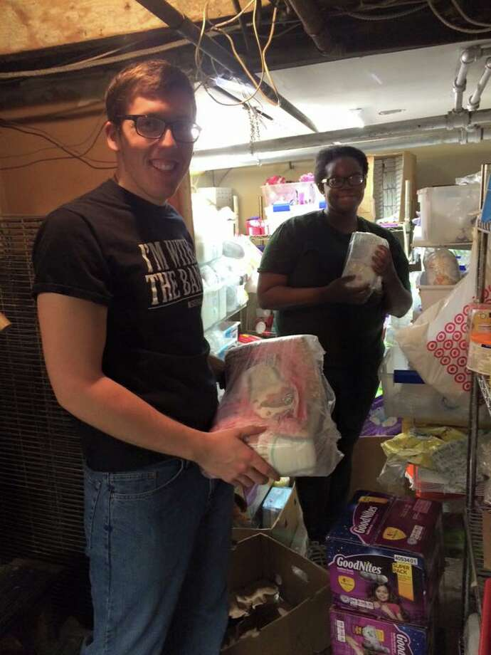 Click through the slideshow to see what Siena students were up to on their Spring Break. Several Saints spent their Spring Break lending a hand at the St. Francis Inn Ministries in Philadelphia. Photo: Courtesy Of Siena College