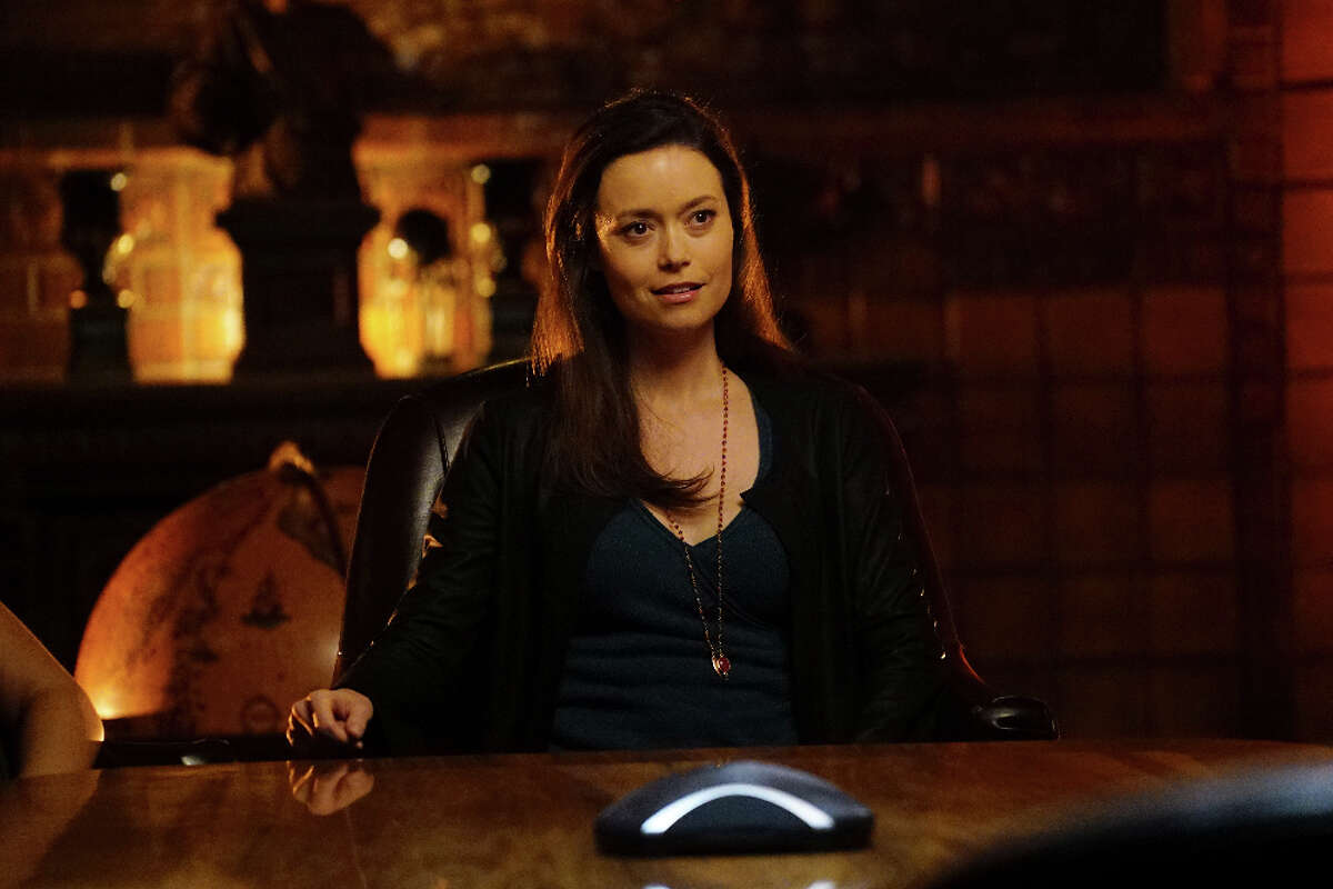 S.A. native Summer Glau plays an intoxicating detective on TV's 'Castle.'