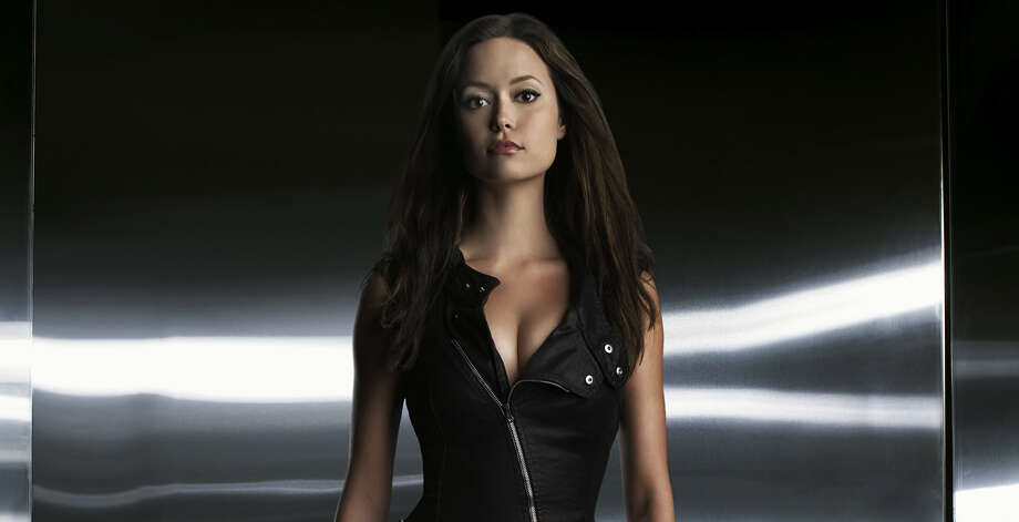 Alamo City native Summer Glau played a strong, sexy cyborg in 'Terminator: The Sarah Connor Chronicles.' Photo: Courtesy