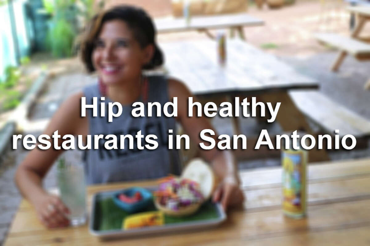 From Southtown to the Medical Center, a fresh force of options for noshing clean and healthy is making waves in the Alamo City. Click through the gallery for a selection of San Antonio's hottest spots for healthy, drool-worthy meals.