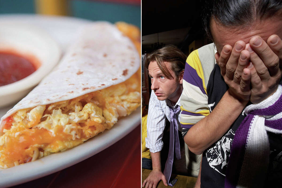 """1. Eater publishes an article declaring Austin home of the breakfast taco. When the popular food and drink site published this recipe for war on Feb. 19,the stretch of I-35 between San Antonio and Austin sizzled like a strip of bacon.Afussy war erupted over a no-fuss meal when the city """"became the home of the crucial breakfast taco"""" and was also given the title of being the """"birthplace of the phrase breakfast taco."""""""
