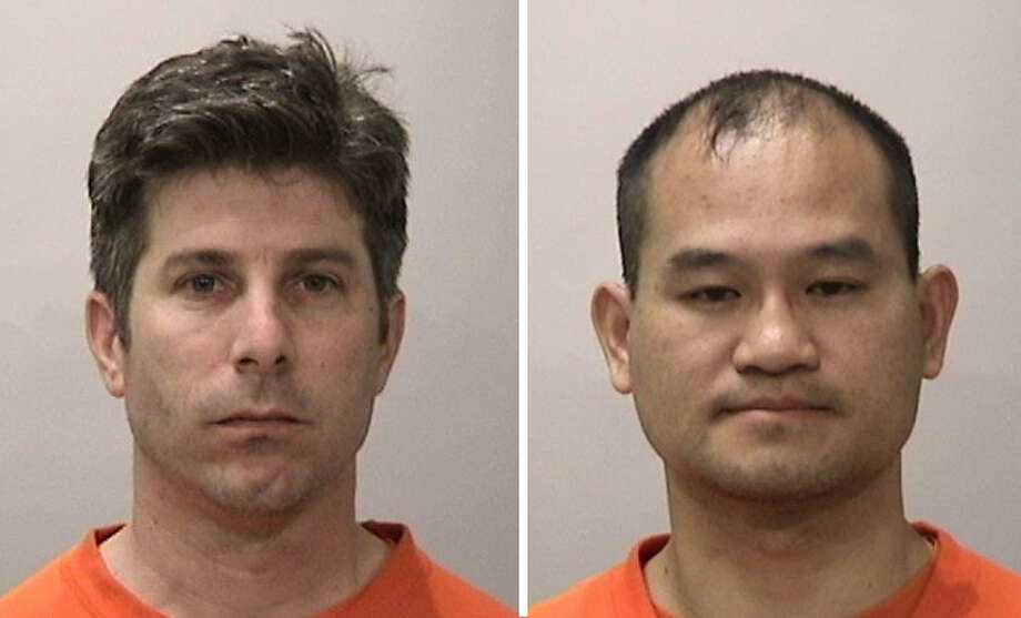 Mark Berenstein, 43, of San Mateo and 39-year-old San Carlos resident Xi Yuan Lin were charged with felonies including arranging to meet a minor for sexual contact.