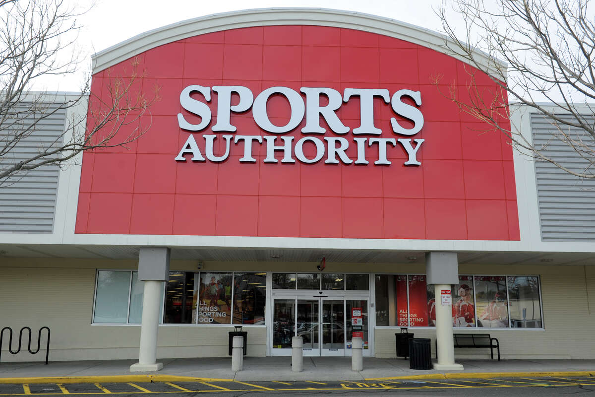 The Sports Authority, 4543 Main St. in Bridgeport.