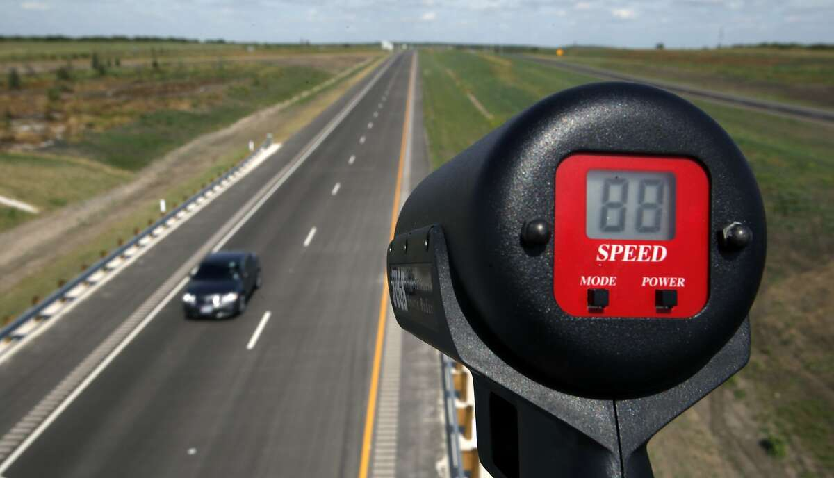 Some drivers were caught racing down a highway almost 100 mph over the posted speed limit, according to DPS records. >>> Click through to see just how fast people were caught driving.