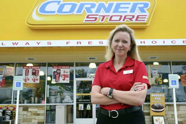 CST Brands Inc. CEO and president Kim Lubel will make an estimated $19.2 million if she is terminated within two years after the San Antonio-based convenience store giant merges with Alimentation Couche-Tard Inc., the Canadian parent company of Circle K.