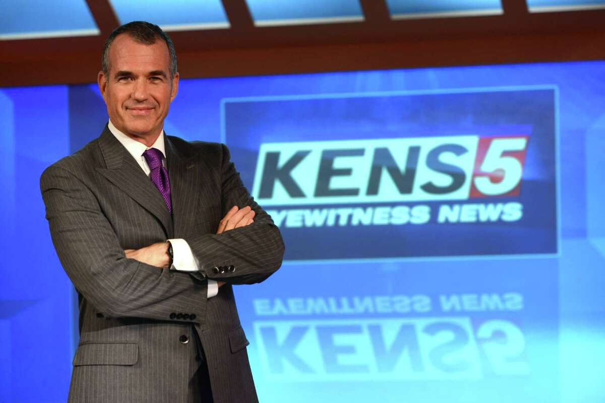 KENS-5 Jeff Brady retired the station in February
