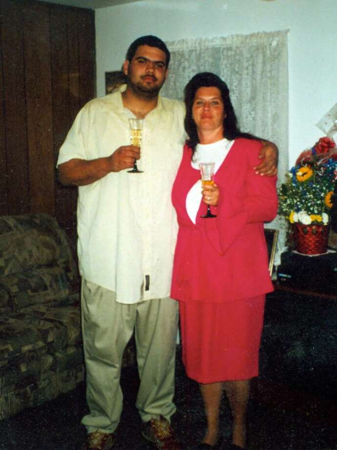 Star Beauregard and her son Juan Marcano in an undated family photo. Marcano was found shot shortly before midnight on Feb. 27, 2007, and died from his wounds two months later. Photo: Contributed Photo / Connecticut Post Contributed