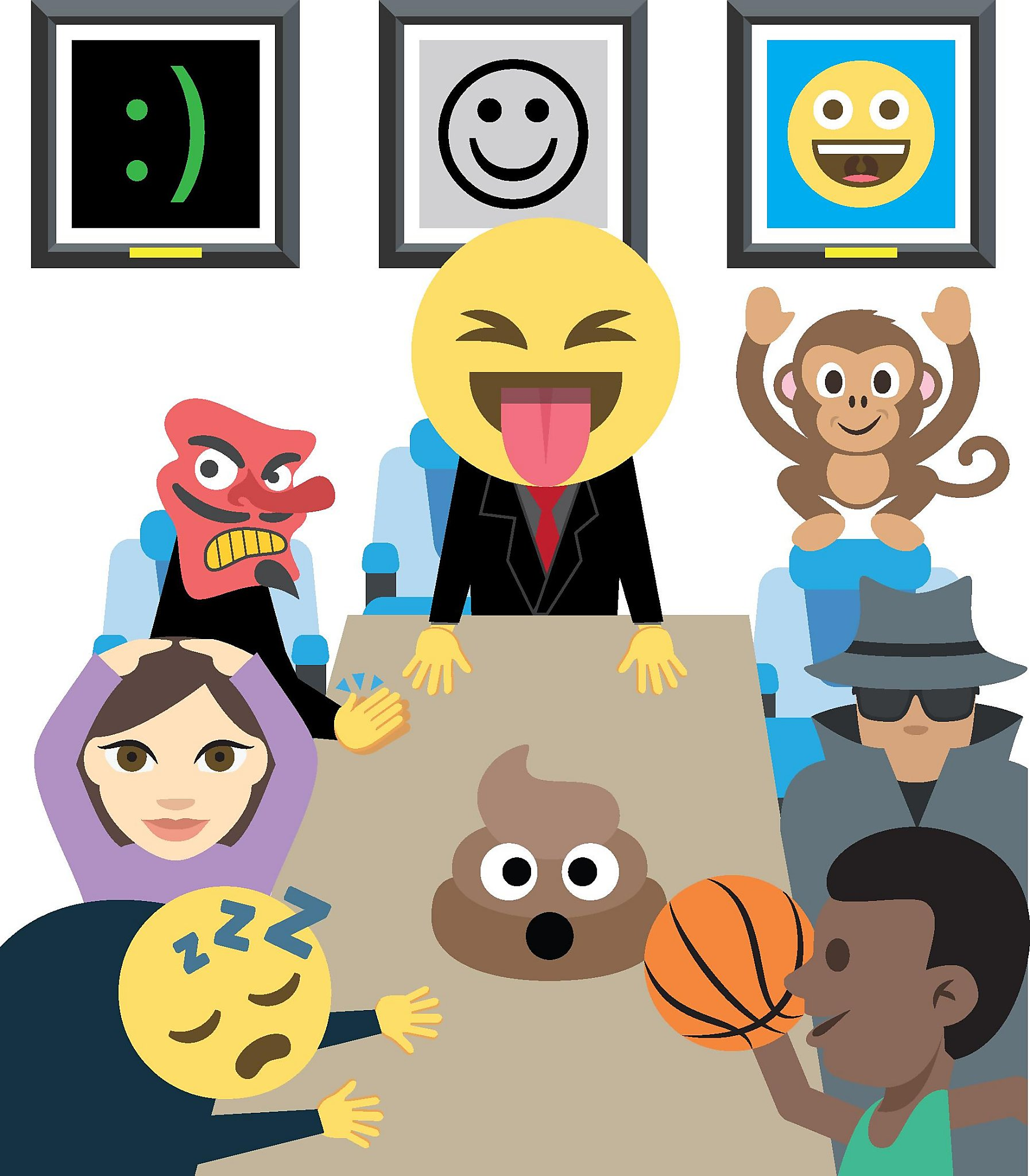 Emoji Illuminati? Obscure group polices the world's smiley faces