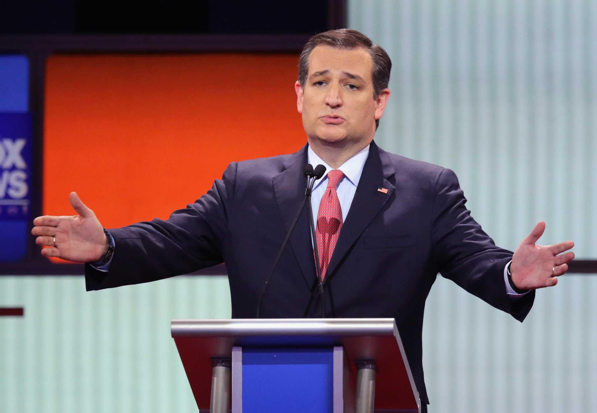 Sen ted cruz took to twitter this weekend to voice his support for