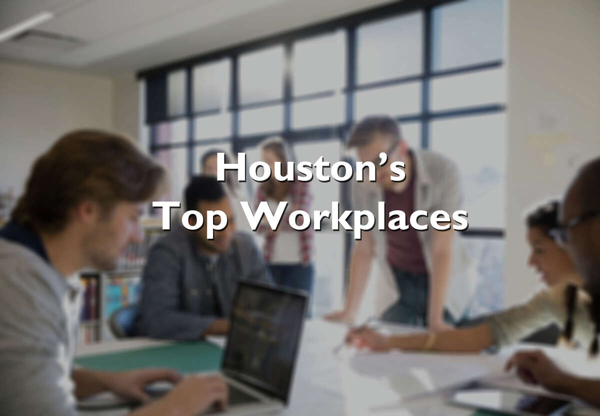 The Houston Chronicle's Top Workplaces awards for 2015 Click to see the winners