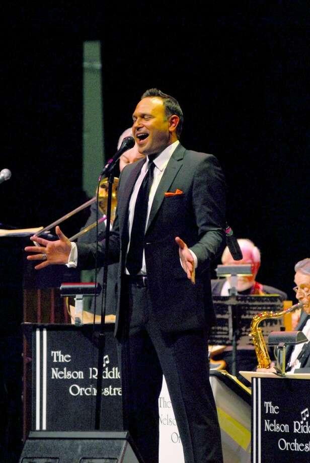 JDR's Bryan Montemarano has an international following as a Big Band vocalist.